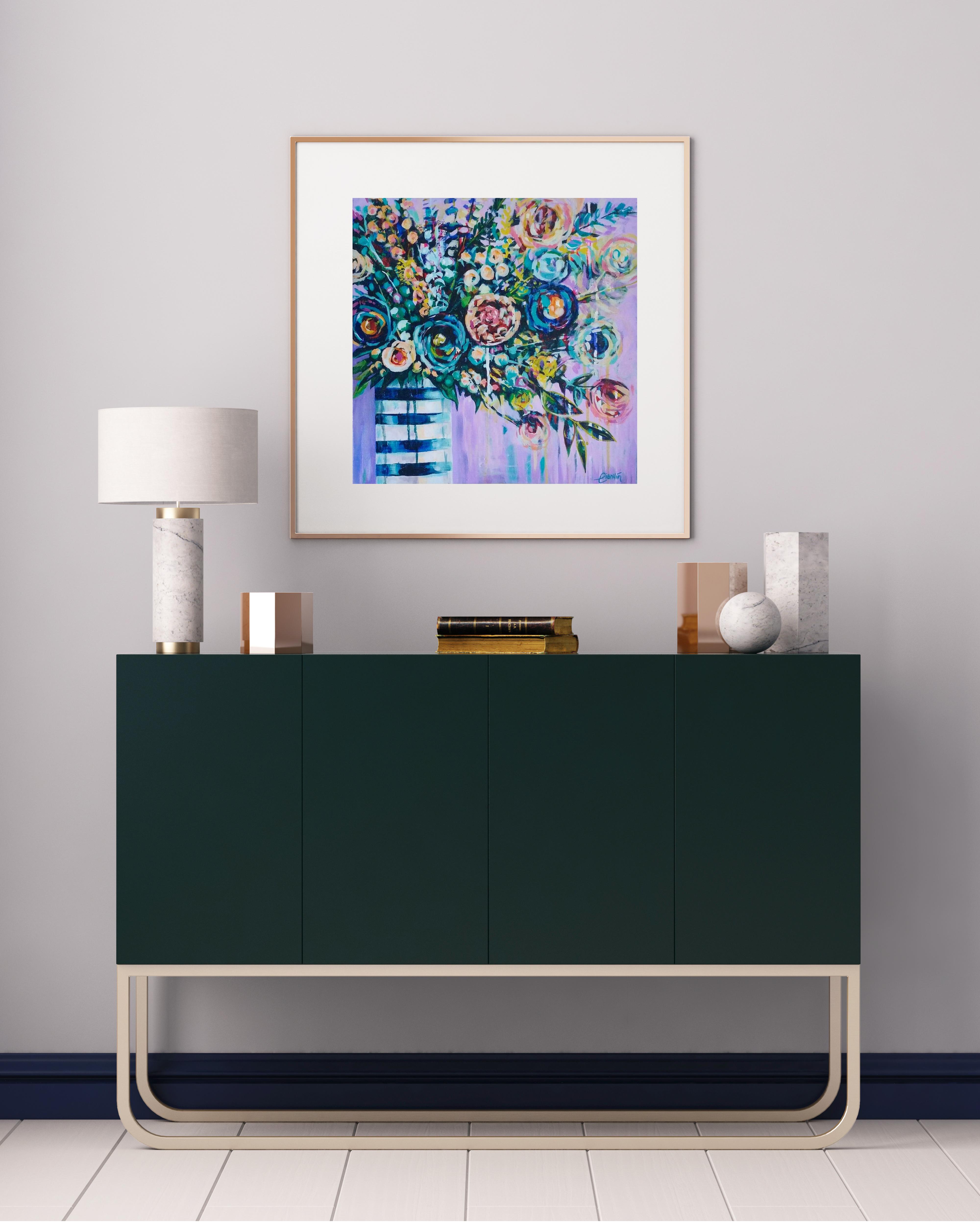 Blooms of Joy Print