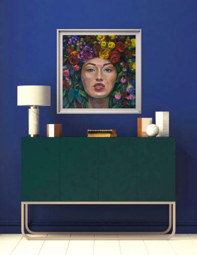 Flora, Goddess of Abundance 2