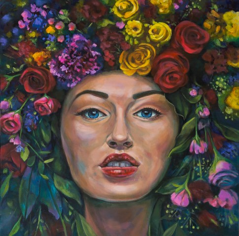 Flora, Goddess of Abundance