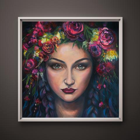 Leonora, Goddess of Strength 1