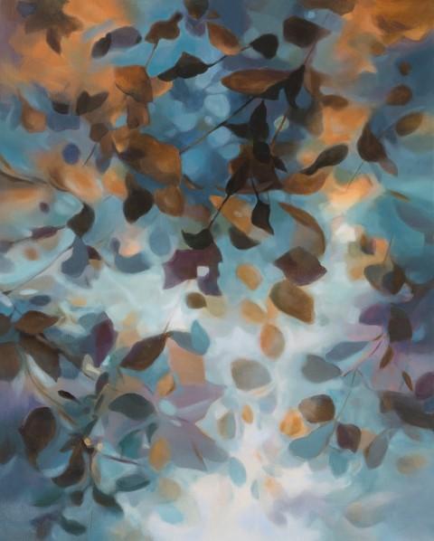 Misty Autumn Falling