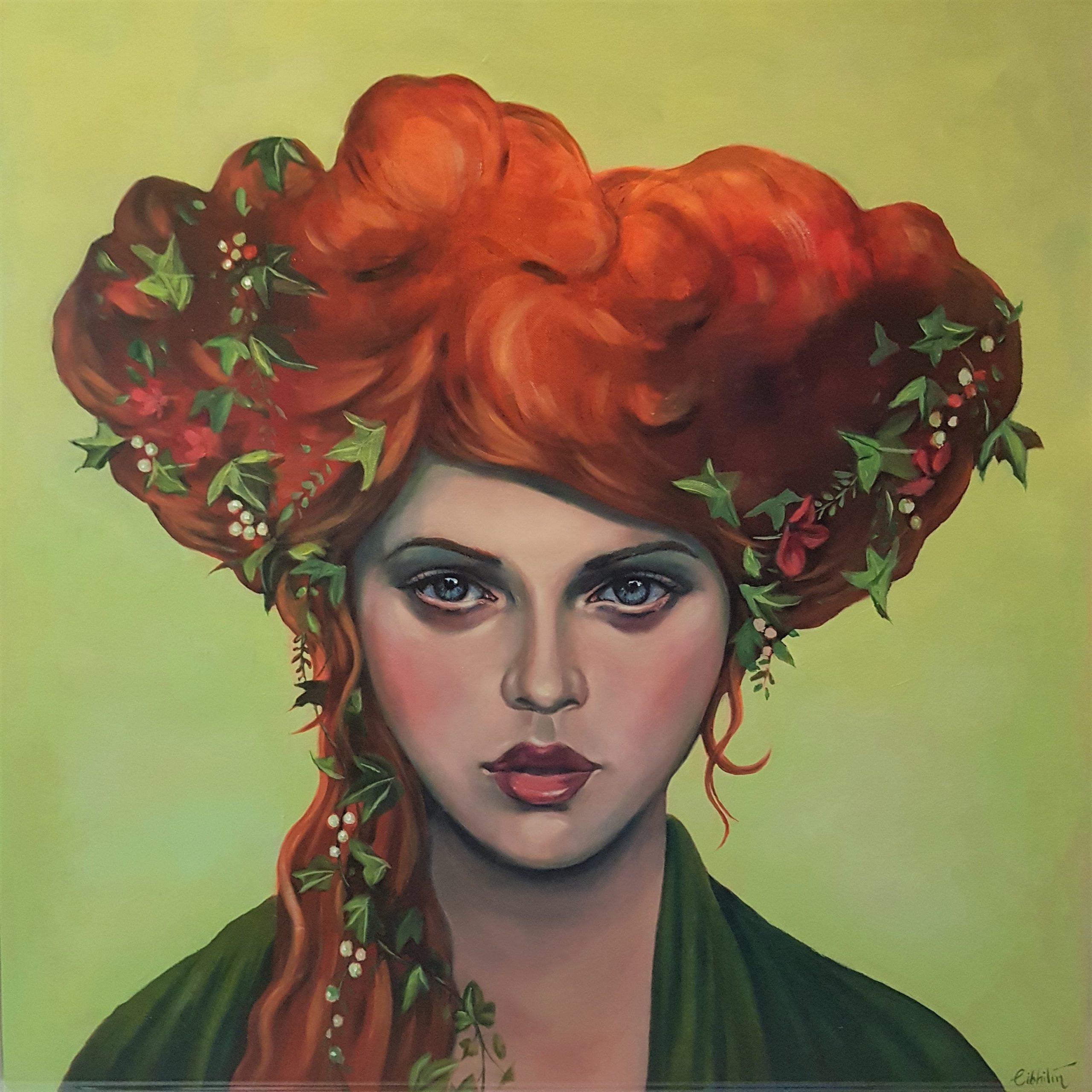 Eve, Goddess of Sensuality