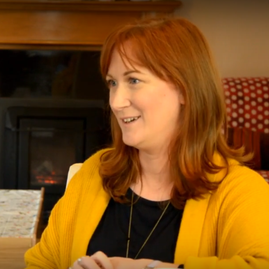 My story: in conversation with Róisín O'Farrell