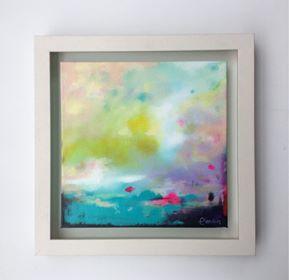 Breathing Clouds by Eibhilin Crossan