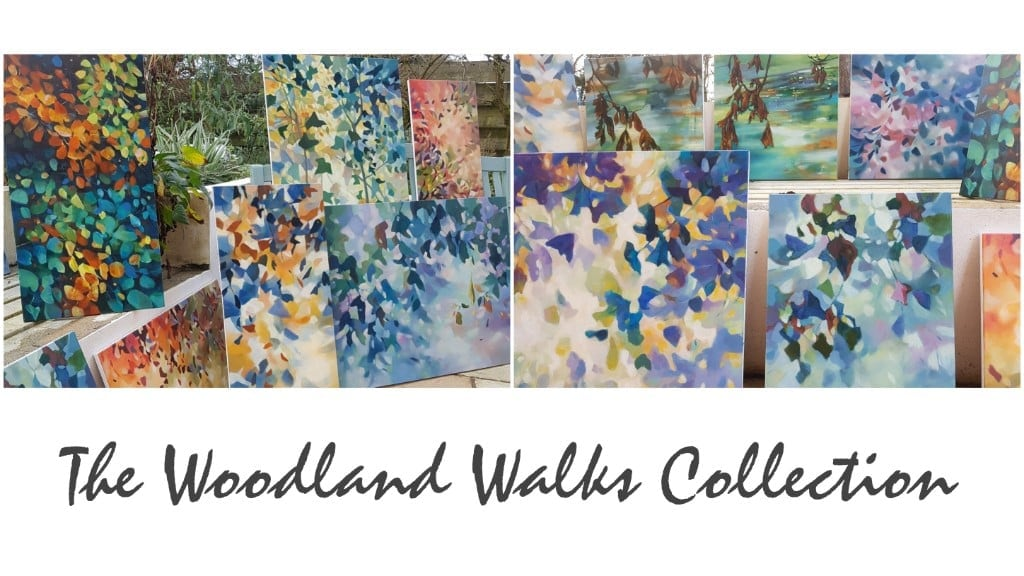 woodland walks collection website banner