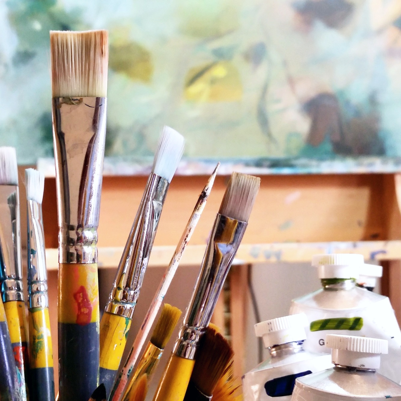Planning an Art Space. Tips!